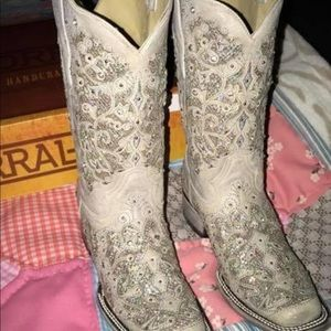 Corral women's boots. Size 7 1/2